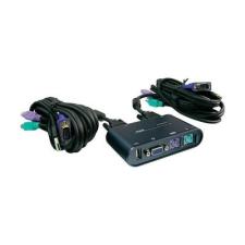 Conrad Kettős átkapcsoló USB-vel monitor kellék