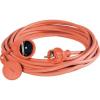 SIROX Gumi hálózati hosszabbító 10m IP44 piros H07RN-F 3 G 1,5 mm²