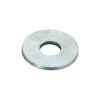 Toolcraft horganyzott acél alátét, M5 DIN 9021, 100 db