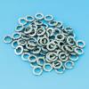 Toolcraft horganyzott acél rugós alátét M2,5, DIN 127, 100 db