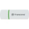 Transcend Kártyaolvasó USB-s P5 fehér TransCend