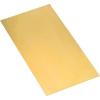 Modelcraft foszforbronz lemez 150 x 200 x 0,4 mm