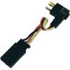 Modelcraft REELY szervó adapterkábel 90 mm 0,14 mm², Futaba szervó - MPX vevő