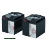APC Akkumulátor BackUps RBC55