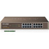 TP-Link TL-SF1016DS 16port Switch 16xport, 16x10/100
