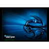 Roccat Sense Chrome Blue Egérpad 400x280x2mm