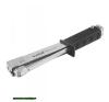 tűzőkalapács, krómozott (profi) 10,6mm; 6-10mm (10,6mm), felhasználás: tűzőgépkapocs, uszeg, szeg fejjel, fej nélkül gemkapocs, tűzőkapocs