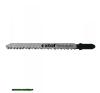 dekopírlap, 5db, Bosch befogás, HCS; 126×9×1,5mm, 4mm fogtáv, köszörült fogak, egyenes durva gyorsvágás, puhafához, faro fűrészlap