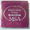 MSA E-gitár húrok, 009 - 042