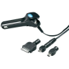 Szivargyújtós USB töltő 12V / 24V 5V 1A iPhone® iPad®