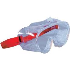 Leipold & Döhle 2660 Gumipántos munkavédelmi védőszemüveg