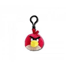 Rovio Angry Birds plüss hátizsák dísz Piros madár