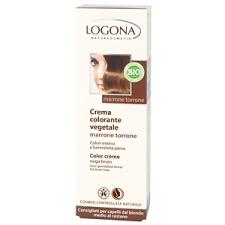 Logona Color Creme Növényi krémhajfesték 150 ml női hajfesték, színező