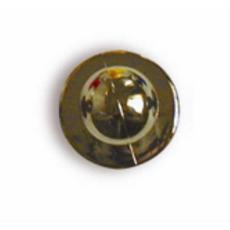Szakácskabát gomb-arany színű-12 db