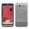 HTC Radar komplett ház ezüst