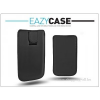 Eazy Case MAGNET SLIM univerzális tok - LG KP500 Cookie/GT 540 Optimus/SE. Xperia X8/Sams. S3650 Corby/I5800 Galaxy 3 - fekete