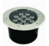 Life Light Led Led lépésálló lámpa AC24V, 12W, 960 Lumen, 30°,  süllyesztett, IP67 vízálló, RGB Life Light Led kültéri világítás