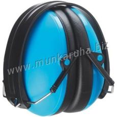 Earline® MAX 600 kék fültok, összecsukható, állítható fémpánttal (SNR 26dB)