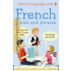 French words and phrases cards