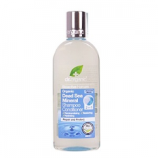 Dr. Organic Dead Sea 2 in 1 sampon 265 ml női sampon