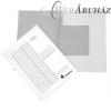 Pólyás dosszié A4/230g [Fehér] 25 db