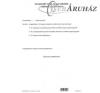 PÁTRIA Immateriális javak tárgyi eszközök selejtezési jegyzőkönyve nyomtatvány