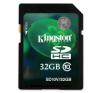 Kingston SDHC 32GB Class 10 memóriakártya