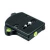 Manfrotto 394 Gyorscserelap adapter alacsony profilhoz