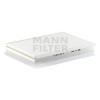 MANN-FILTER MANN FILTER CU3780 pollenszűrő
