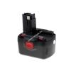 Powery Utángyártott akku Bosch típus 2607335556 NiMH 3000mAh O-Pack  japán cellás