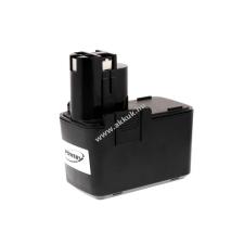 Powery Utángyártott akku Bosch típus 2607335145 NiMH barkácsgép akkumulátor