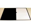 PANTA PLAST Konferencia mappa, A4, műbőr, PANTAPLAST, fekete mappa