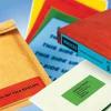 APLI Etikett, 25x40 mm, kézzel írható, színes, APLI, piros, 128 etikett/csomag