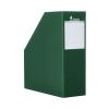 VICTORIA Iratpapucs, karton, 90 mm, VICTORIA, zöld