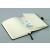 SIGEL Jegyzetfüzet, exkluzív, A5, sima, 194 lap, keményfedeles, SIGEL
