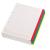PANTA PLAST Gyűrűskönyv betét, A4, 60 lap, kockás, PANTAPLAST