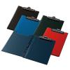 PANTA PLAST Felírótábla, fedeles, A4, sarokzsebbel, PANTAPLAST, sötétzöld