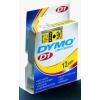 DYMO Feliratozógép szalag, 12 mm x 7 m, DYMO