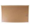 VICTORIA Parafatábla, 90x120 cm, fa keret, VICTORIA parafatábla