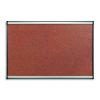 NOBO Parafatábla, 60x90 cm, műanyag keret, NOBO