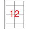 APLI Etikett, univerzális, 97x42,4 mm, eltávolítható, kerekített sarkú, APLI, 1200 etikett/csomag