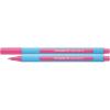 "SCHNEIDER Golyóstoll, 0,7 mm, kupakos, SCHNEIDER ""Slider Edge"", rózsaszín"