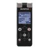 Olympus Diktafon, digitális, 8 GB memória, fülhallgató, tok, OLYMPUS