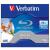 Verbatim BD-R BluRay lemez, kétrétegű, nyomtatható, 50GB, 6x, normál tok, VERBATIM