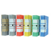 DONAU Archiváló doboz, A4, 80 mm, karton, DONAU, kék
