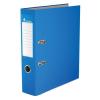 VICTORIA Iratrendező, 75 mm, A4, PP/karton, élvédő sínnel, VICTORIA, kék