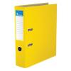 VICTORIA Iratrendező, 75 mm, A4, PP/karton, VICTORIA, sárga