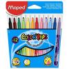 MAPED Filctoll készlet, 1-5 mm, kimosható, MAPED