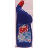 BREF WC-tisztítógél, 750 ml, BREF, óceán