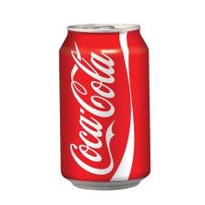 Coca cola Üdítőital, szénsavas, 0,33 l, dobozos, COCA COLA üdítő, ásványviz, gyümölcslé